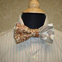 Custom Order for Chynele / Wedding Bow Ties For Groom Groomsmen And Toddler